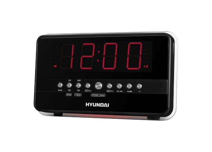 Радиоприёмники: hyundai h-1549 black red - купить в регионе Новосибирск в интернет-магазине Shop-54. Продажа онлайн, цены, отзыв