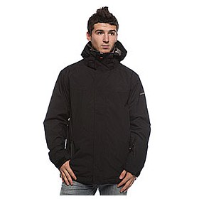 Куртка Quiksilver Last Mission Plain Jkt Black