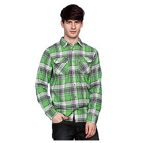 Рубашка Burton Brighton Ls Flannel Sweet Leaf