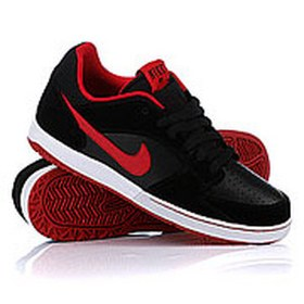 Кеды Nike Zoom Twilight 2 Black/Hyper Red
