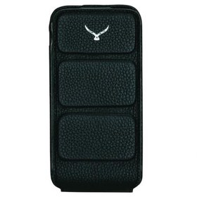 Кожаный чехол для iPhone 5 Mapi Orion Leather Smartcase, цвет Black (M-150061)